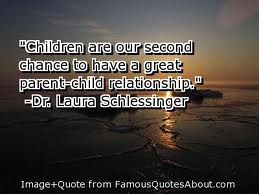 parenting - second chance relationship