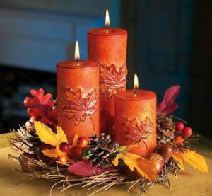 mabon candles