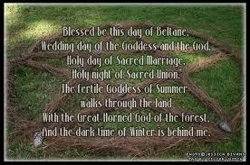 beltane blessing